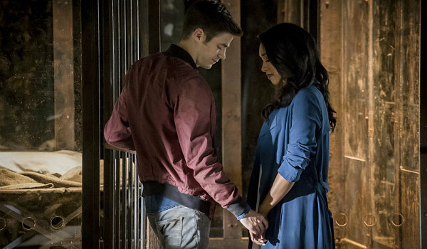 The Flash Iris West Barry Allen Season 3