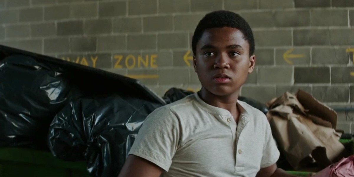 Chosen Jacobs as Mike in IT: Chapter One