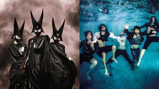 Babymetal vs Alestorm