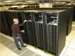 IBM's World Computing Grid is the equivalent of a top 10 supercomputer