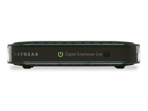 Netgear EVA2000 Digital Entertainer Live