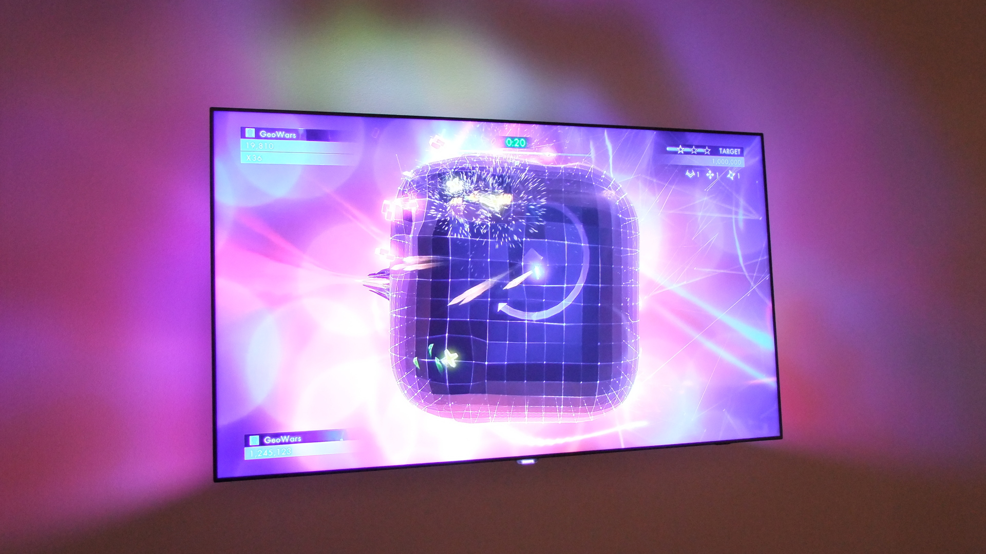 T3 Opinion: Philips' AmbiLux might be the greatest gaming TV