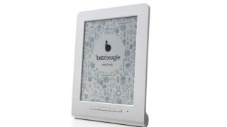 £8 textr Beagle e-reader to battle Amazon Kindle