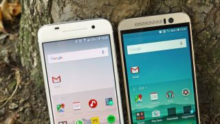 HTC One A9 vs M9