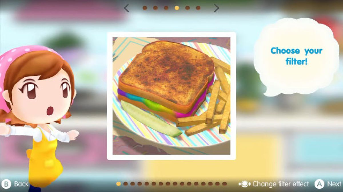 Cooking Mama serves up her Nintendo Switch debut with Cooking Mama: CookStar - GamesRadar