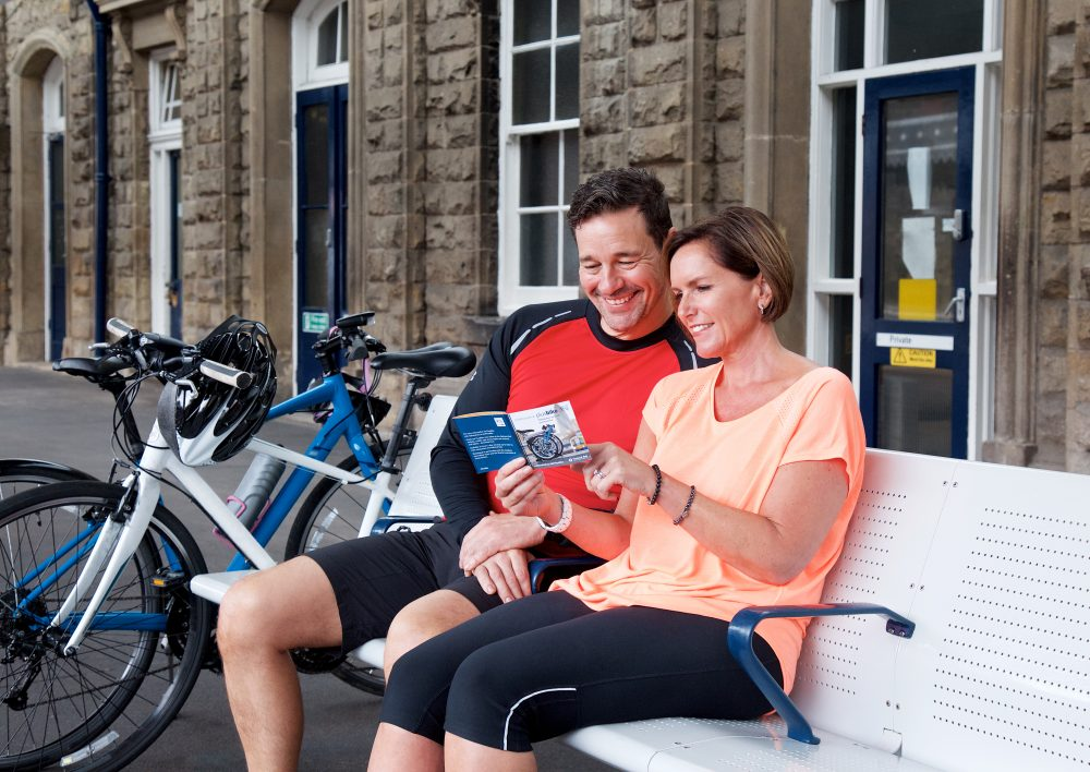 Get all the information you need ahead of your journey using PlusBike