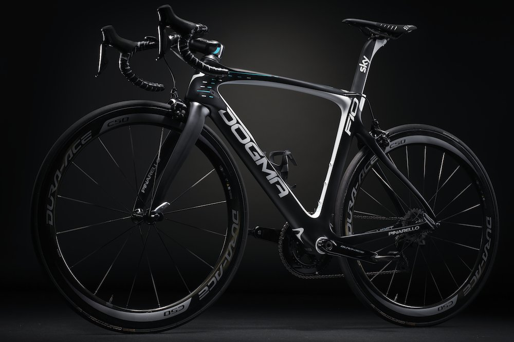 we take a closer look at team sky 39 s new paint job for the. Black Bedroom Furniture Sets. Home Design Ideas