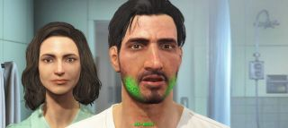 Fallout 4 faces run the gamut, from Obama and Geralt to