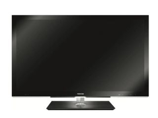 Toshiba creates glasses less 3D TVs but the WL768 pictured is safe for now