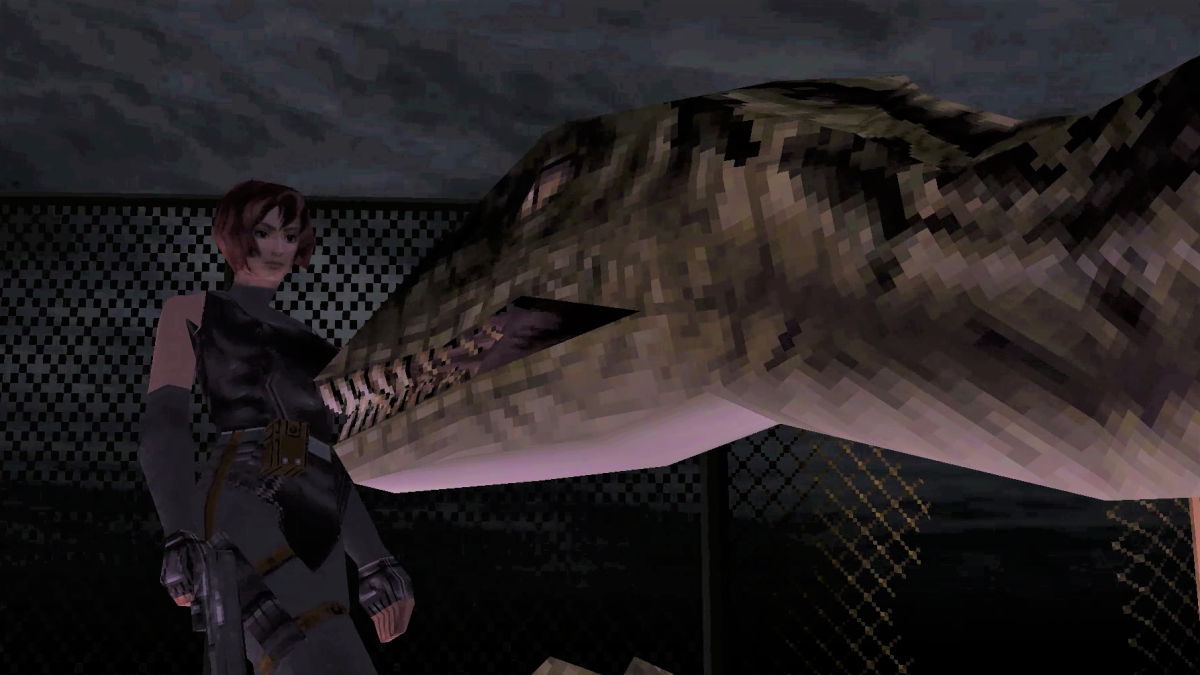 This Dino Crisis fan patch updates Capcom's goofiest survival horror game for modern PCs