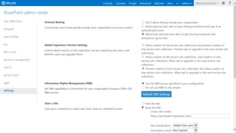 Sharepoint Online 2013 review