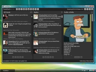 Twitter and Tweetdeck to share the same nest