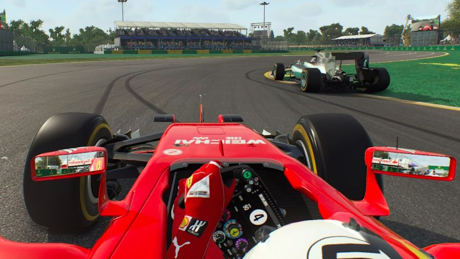 F1 2015 review | PC Gamer