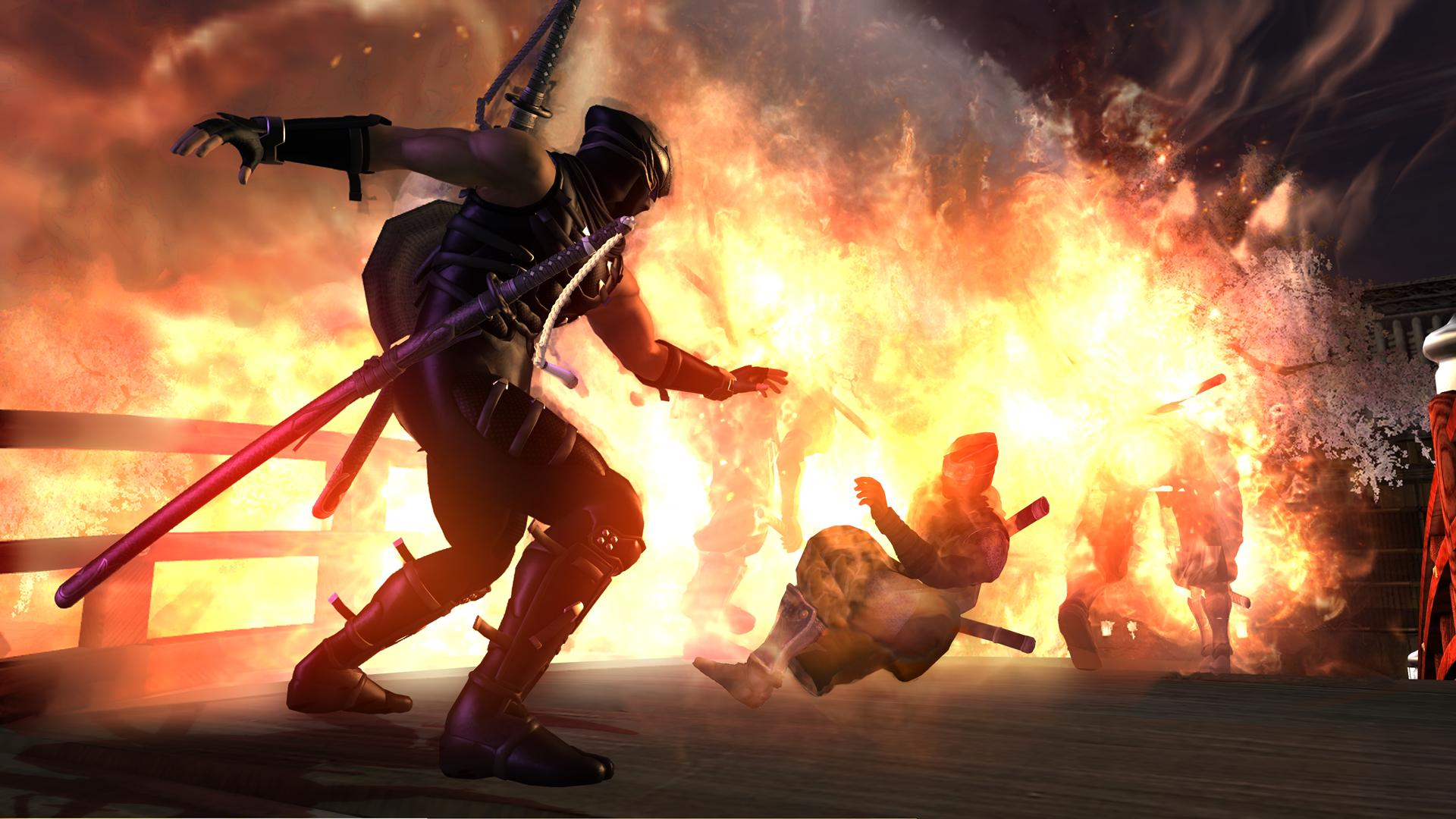 Ninja Gaiden 2 Review Gamesradar