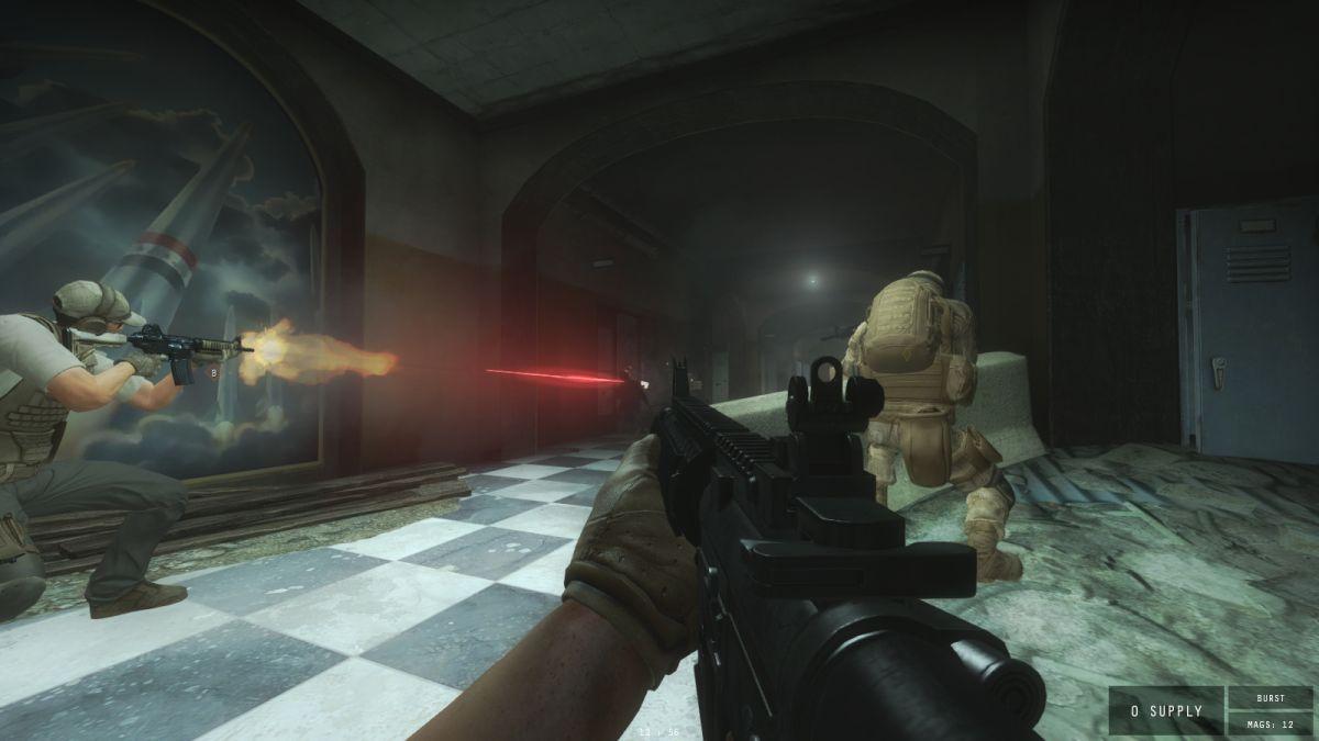 Insurgency review   PC Gamer