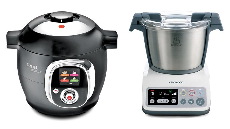 T3 Smackdown Tefal Cook4me Vs Kenwood Kcook T3