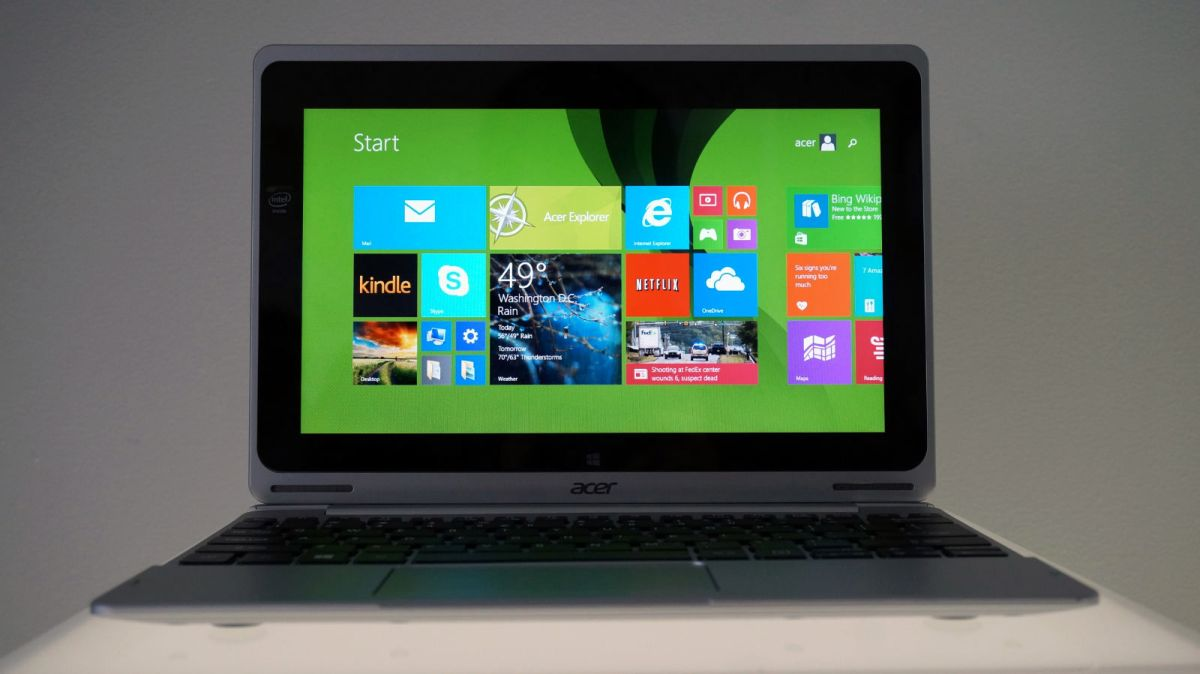 Acer Aspire Switch 10 review: Page 2 | TechRadar