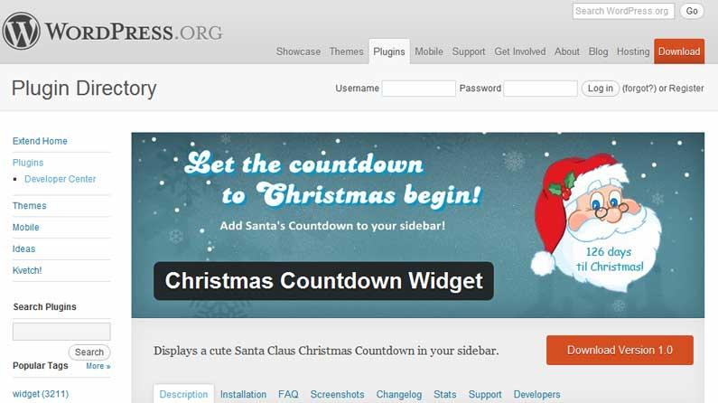 Christmas Countdown Widget.The 5 Best Christmas Countdown Widgets For Your Website