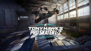 Tony Hawk's Pro Skater 1 + 2 remaster
