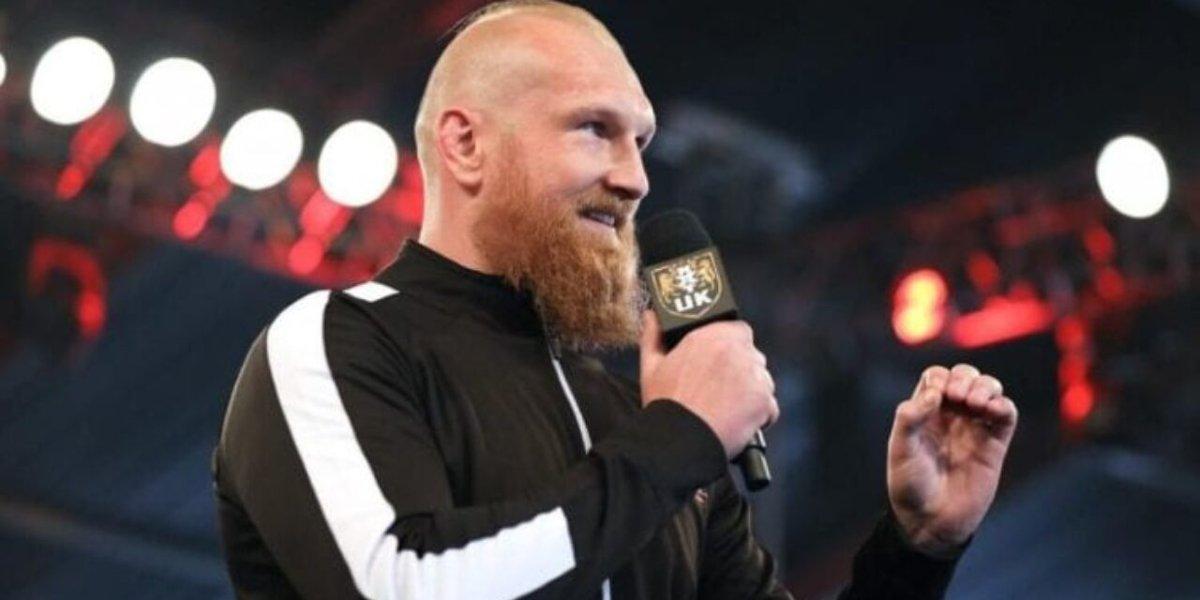 Alexander Wolfe on NXT UK