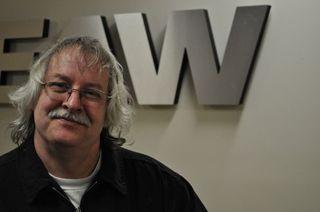 EAW Names Steve Davis Service Manager