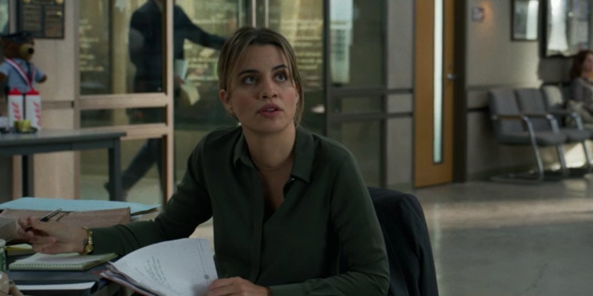 Natalie Morales in The Little Things
