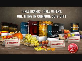 NI is presenting a feast of discounted products