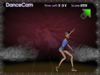 Sky s interactive dance game
