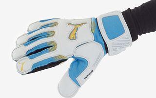 PUMA King XL Aqua Italia Gloves Black Friday, football equipment