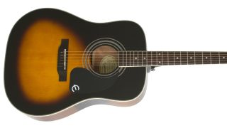 The Epiphone Pro-1 Plus