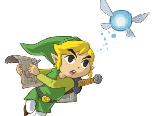 GDC 2009 - Nintendo announces a new handheld Zelda game, much to the delight of fanboys worldwide