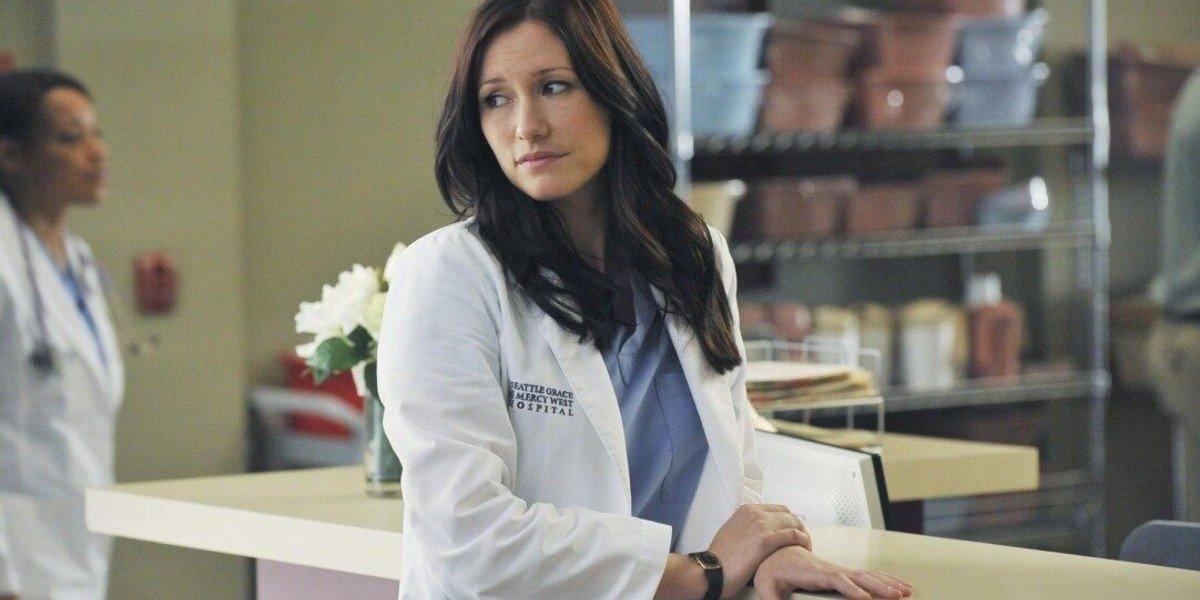 Chyler Leigh - Grey's Anatomy