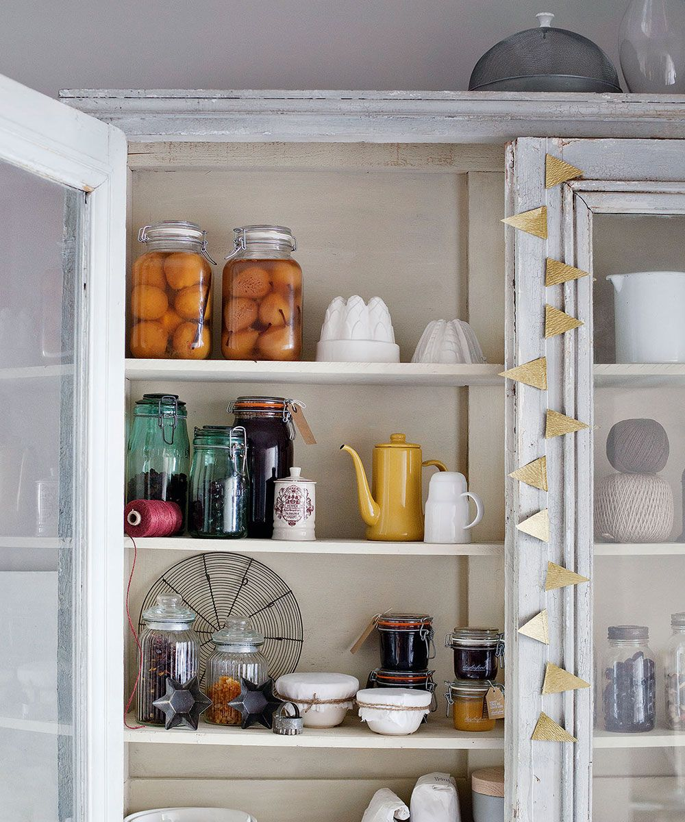 How to organise a pantry with Katharine Pooley