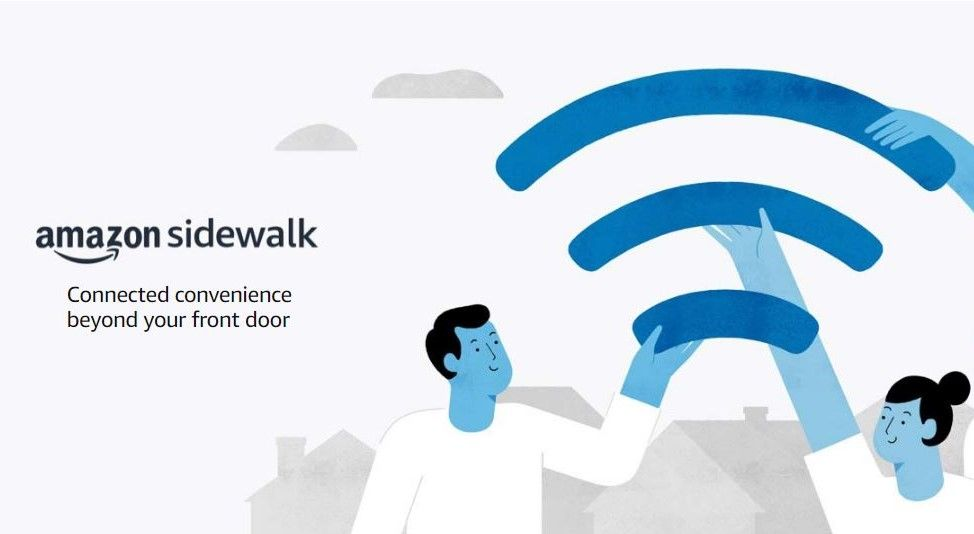 Amazon's location-tracking mesh network system Sidewalk will launch this year