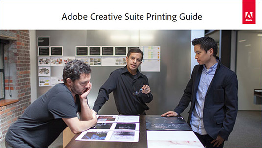 Free ebooks for designers: Creative Suite Printing Guide