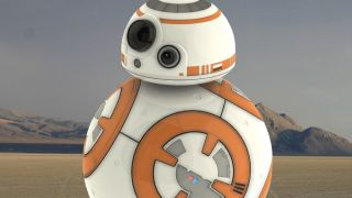 BB-8 Sphero toy real life