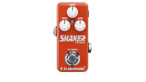 The Shaker Mini delivers psychedelic sounds with aplomb