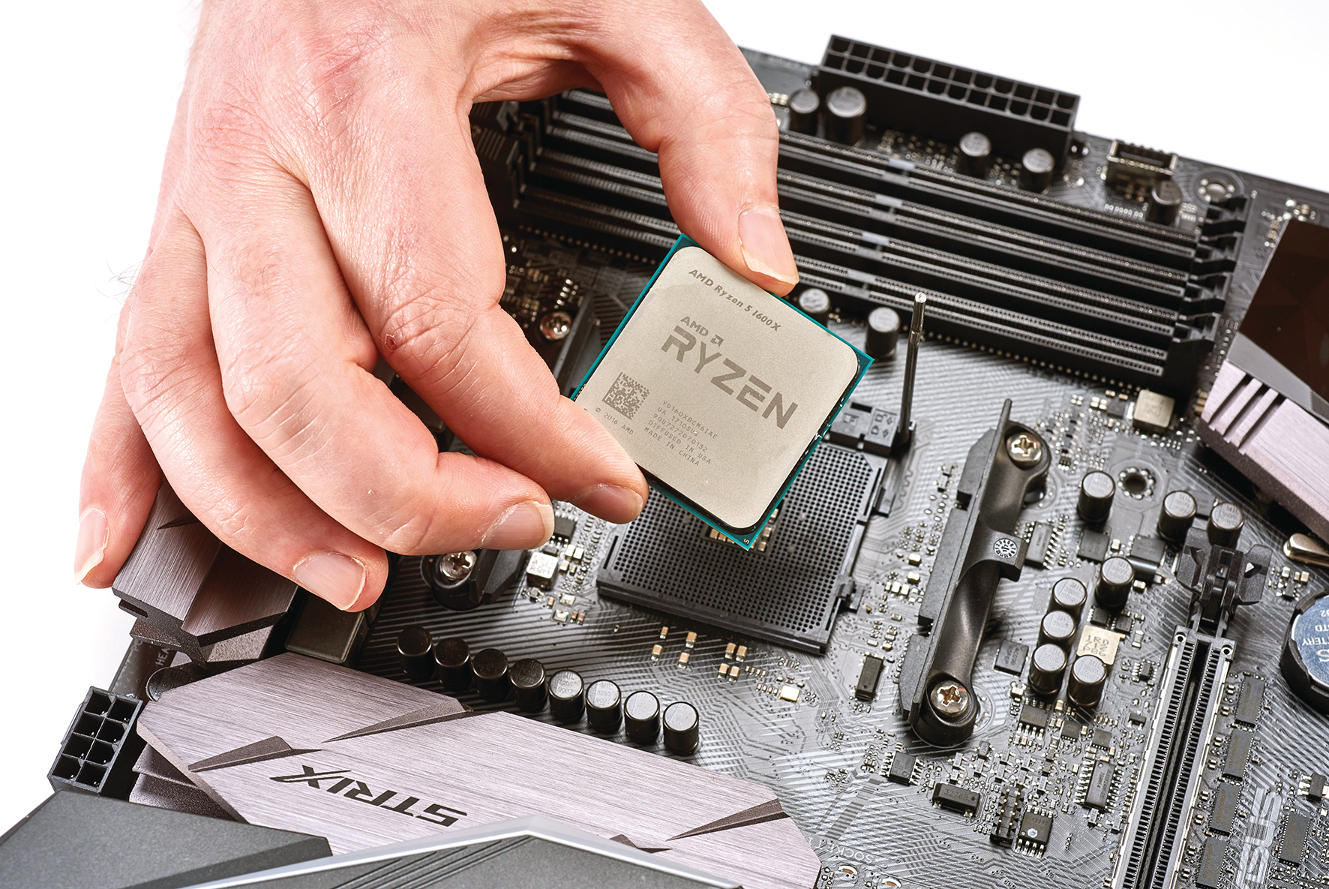How to build a PC in 2018