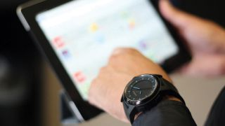 Swatch will go head to head with smartwatch world