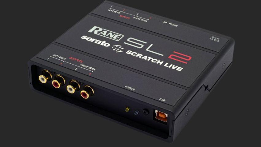 Rane SL2 for Serato Scratch Live   MusicRadar