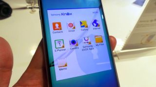 Knox on the Galaxy S6