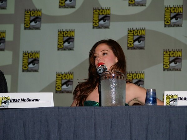 Comic Con: Red Sonja Panel In Detail #138