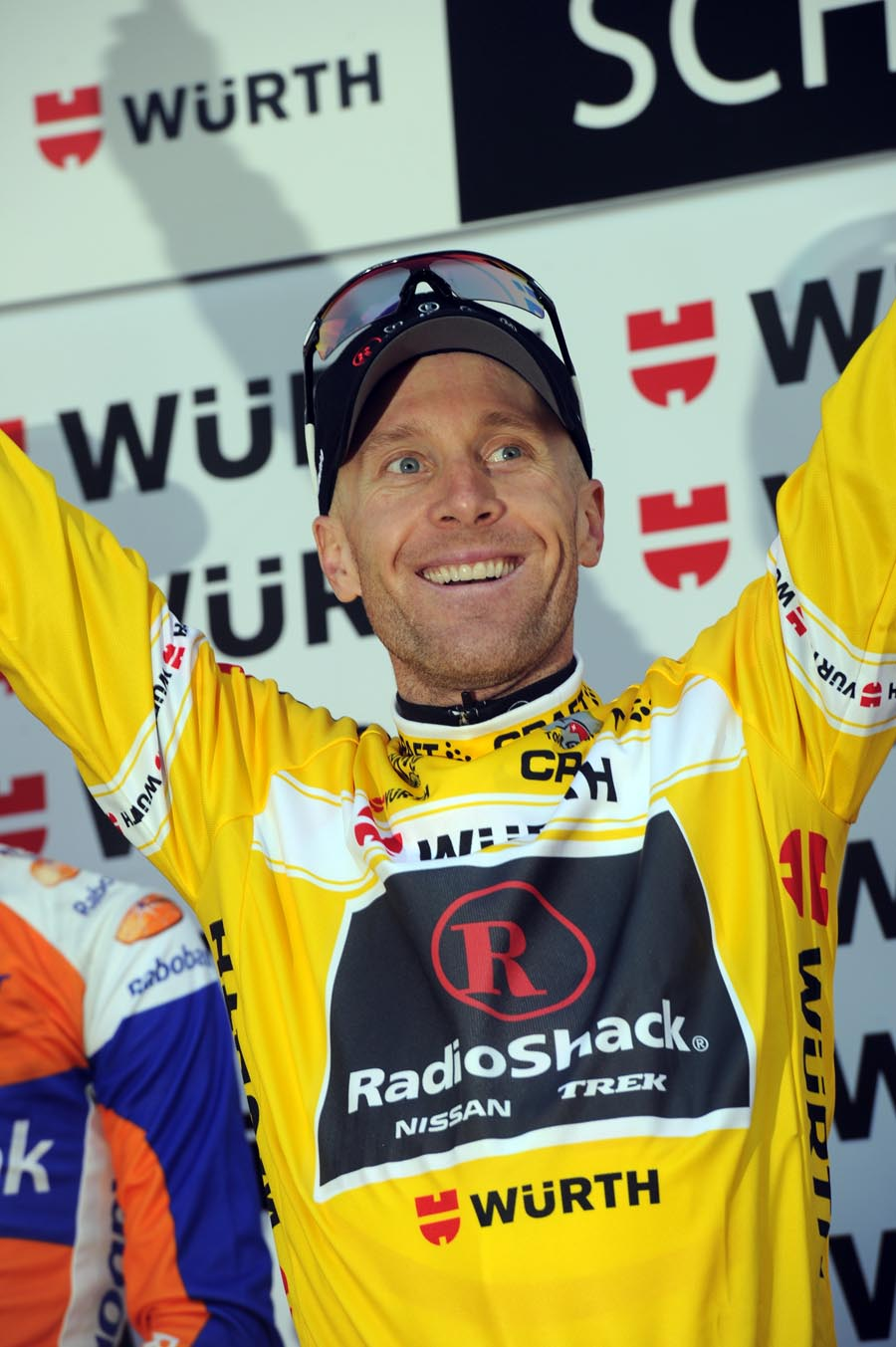 Levi Leipheimer, winner, Tour de Suisse 2011, stage nine