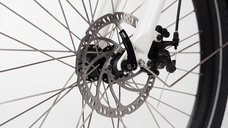 Rad power bikes RadWagon brakes