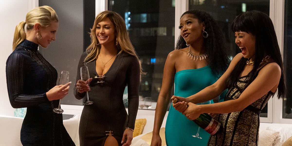 How Much Jennifer Lopez's New Stripper Movie Hustlers Could Make Opening Weekend