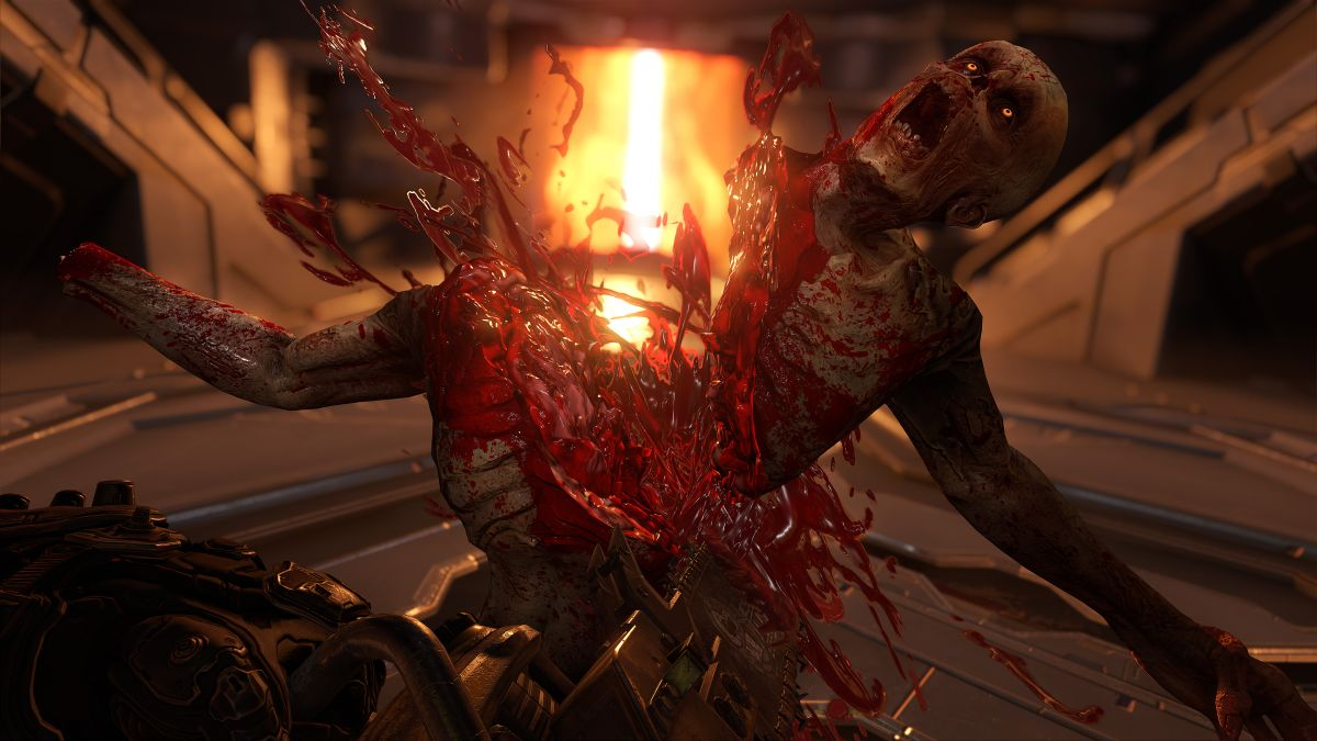 Doom Eternal developers were 'crunching pretty hard' for most of 2019