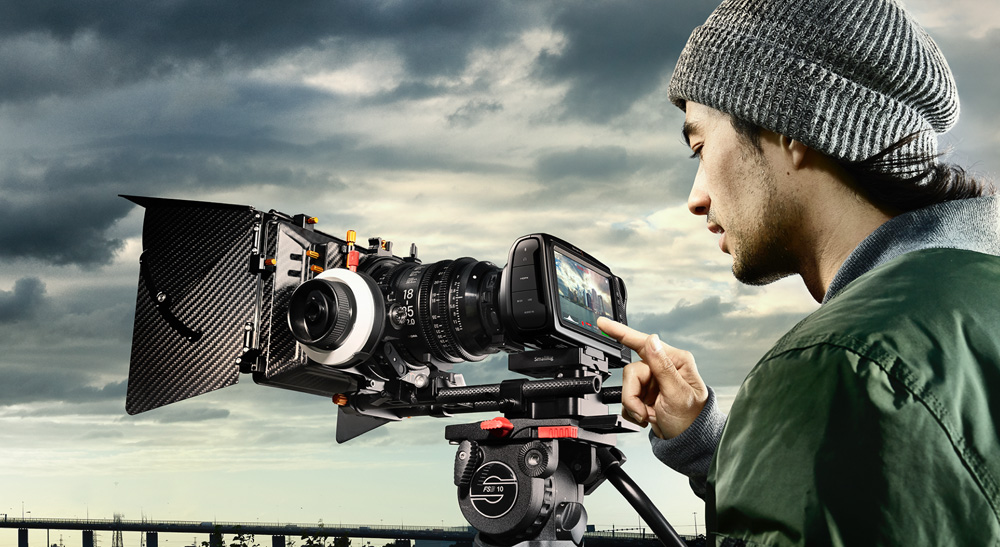 Blackmagic Design Adds Blackmagic Raw To Blackmagic Pocket Cinema Camera 4k Broadcasting Cable