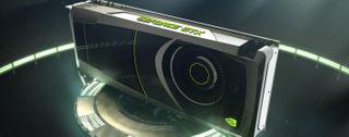 GeForce GTX 680 card