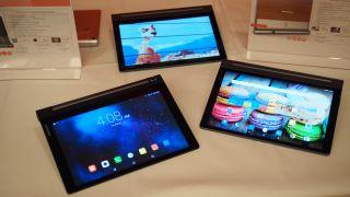 Lenovo YOGA 3 Tab series