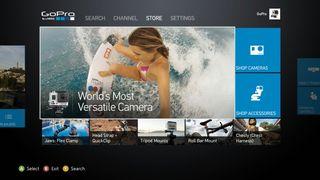 GoPro playback on Xbox